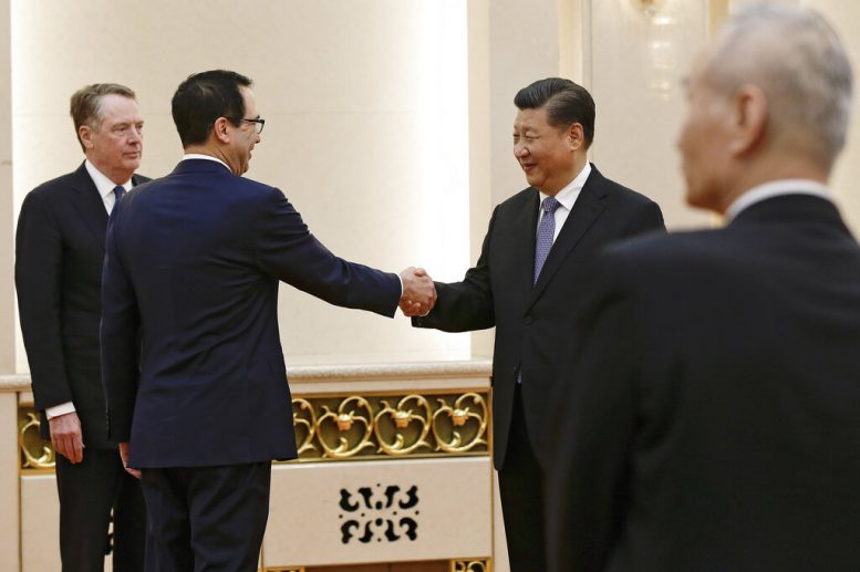 Beijing, Washington set for trade talks | #AsiaNewsNetwork | Eleven Media Group Co., Ltd
