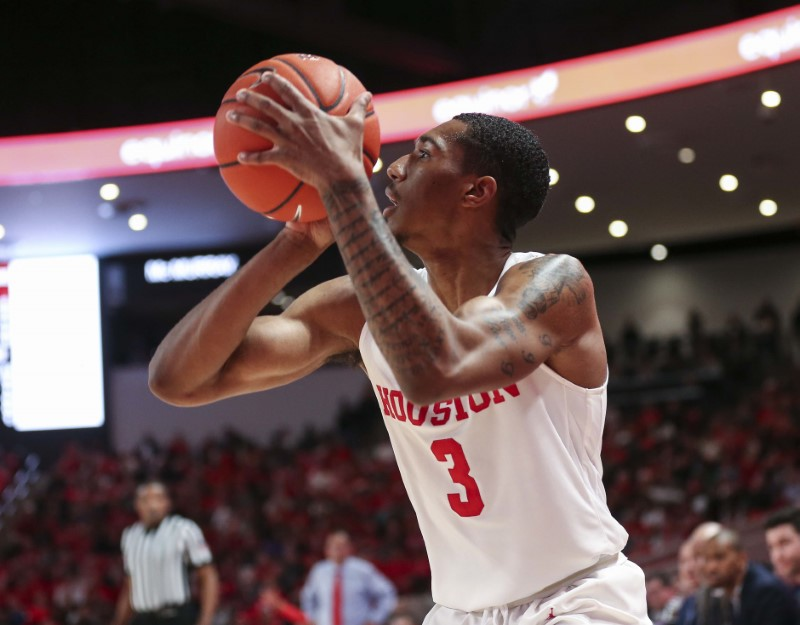 NCAA Basketball: Southern Methodist at Houston