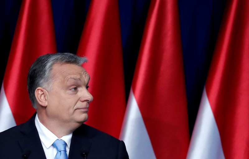 FILE PHOTO: Hungary PM Viktor Orban