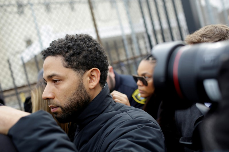 Jussie Smollett Case: Chicago Police Launch Internal Investigation Over Alleged Leaked Information