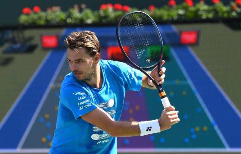 FILE PHOTO: Tennis: BNP Paribas Open-Day 2