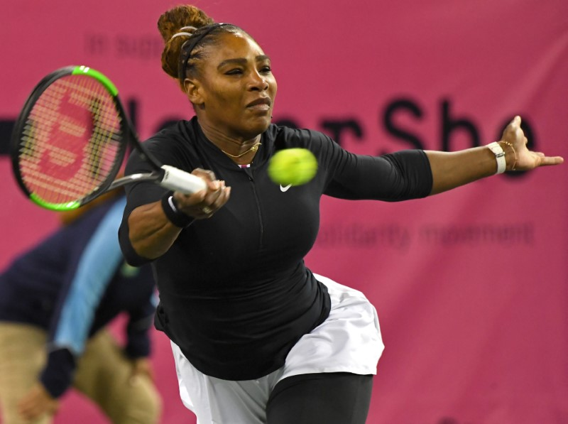 Illness forces Williams to retire at Indian Wells