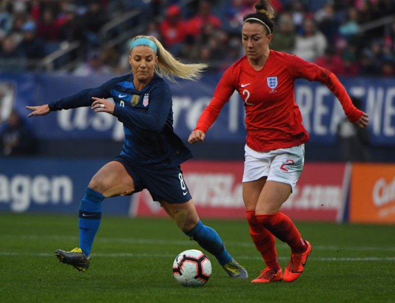Soccer: She Believes Cup Women's Soccer-England at USA