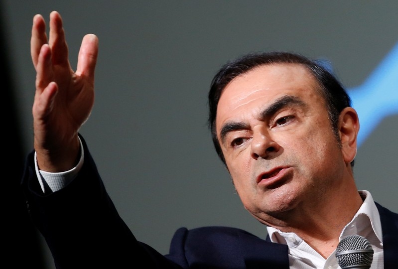 Japan court 'bars Carlos Ghosn from attending' Nissan board meeting