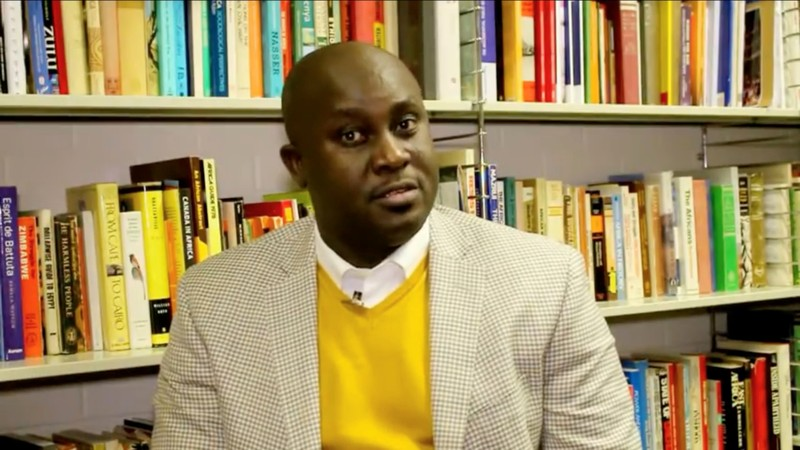 Professor Pius Adesanmi, Director of The Institute of African Studies speaks about the department at the Carleton University in Ottawa