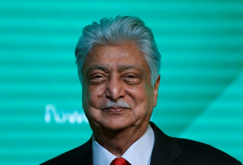 Wipro Chairman Azim Premji attends the Saudi-India Forum in New Delhi