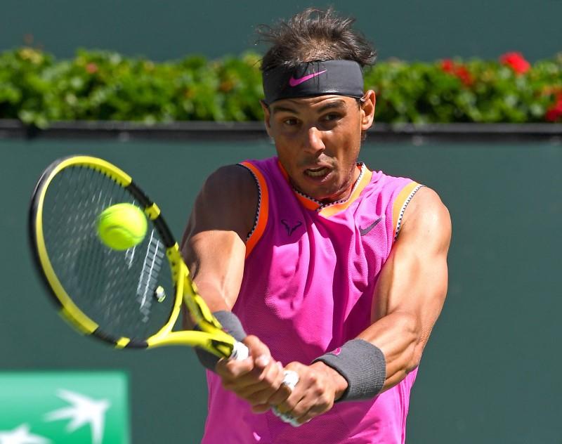 Tennis: BNP Paribas Open-Day 10