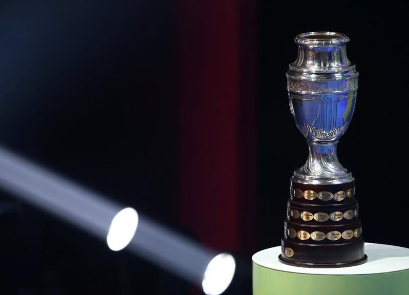 FILE PHOTO: 2019 Copa America Draw