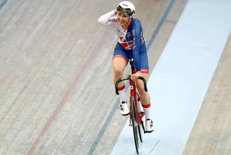 FILE PHOTO: 2018 European Championships - Glasgow