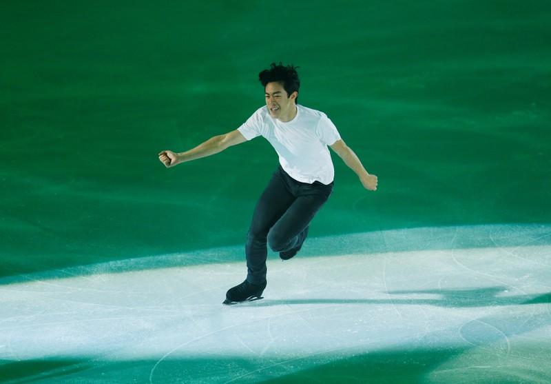 FILE PHOTO: ISU Grand Prix of Figure Skating - 2018 Internationaux de France