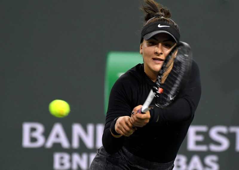 Tennis: BNP Paribas Open-Day 12