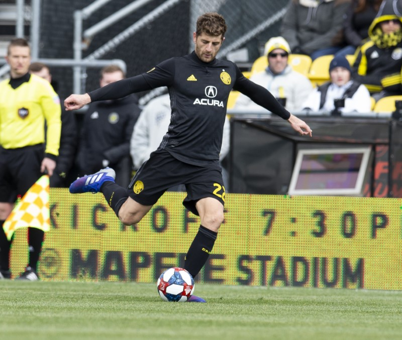 MLS: FC Dallas at Columbus Crew SC