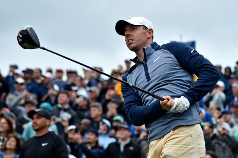 Rory McIlroy edges Jim Furyk to win The Players
