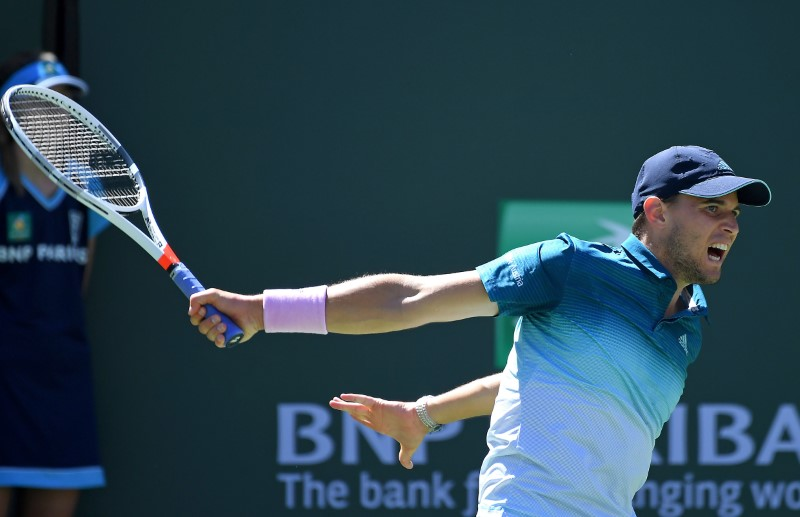 Tennis: BNP Paribas Open-Day 13