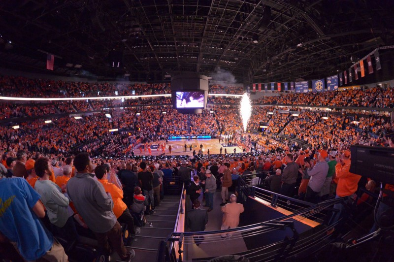NCAA Basketball: SEC Conference Tournament-Tennessee vs Auburn