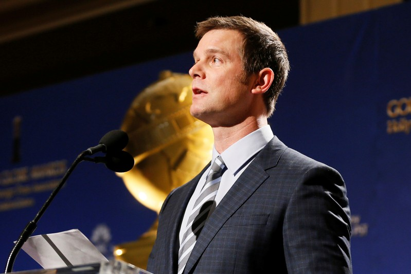 FILE PHOTO: Actor Krause announces the nominations for the 72nd annual Golden Globe Awards in Beverly Hills