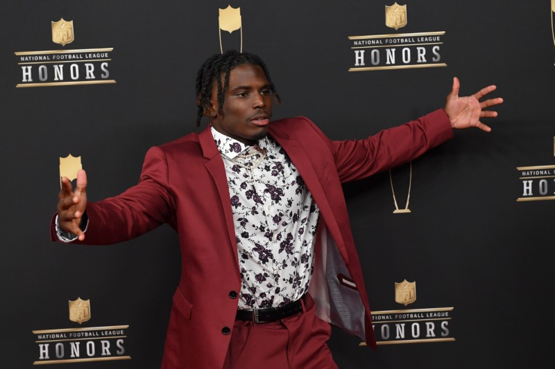 FILE PHOTO: NFL: NFL Honors-Red Carpet
