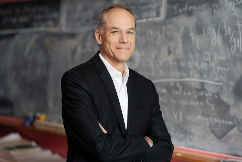 Handout photo of Brazilian physicist and astronomer Marcelo Gleiser, the winner of the $1.4 million 2019 Templeton Prize for his work blending science and spirituality