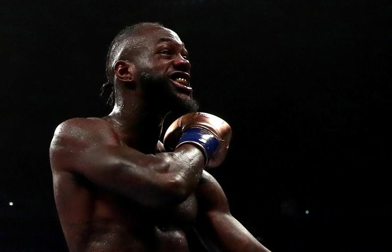 FILE PHOTO: Deontay Wilder v Tyson Fury - WBC World Heavyweight Title