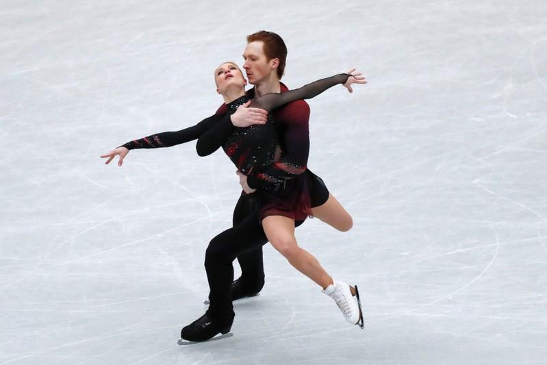 ISU World Figure Skating Championships - Saitama Super Arena, Saitama, Japan