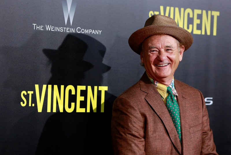 FILE PHOTO: Cast member Bill Murray arrives for the premiere of the film