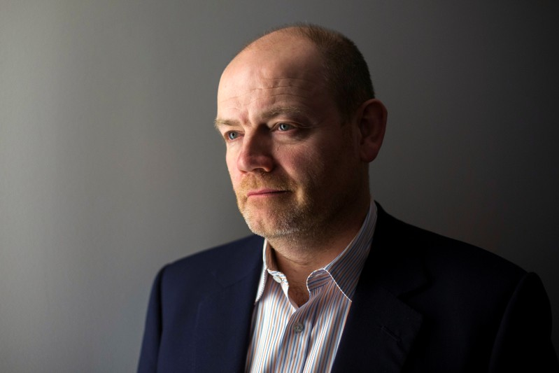 FILE PHOTO: Mark Thompson, president and CEO of the New York Times Company, poses for a portrait in New York