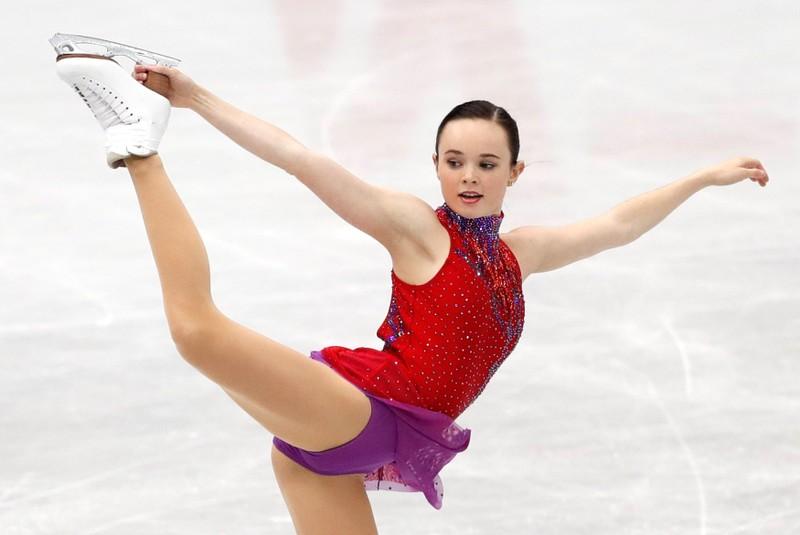 FILE PHOTO: Figure Skating - ISU Grand Prix of Figure Skating NHK Trophy - Ladies Free Skating