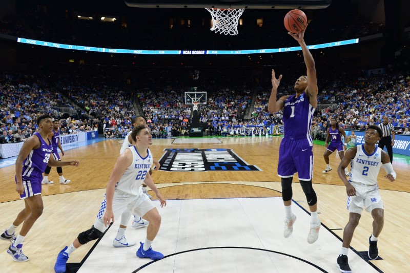 NCAA Basketball: NCAA Tournament-First Round-Kentucky vs Abilene Christian