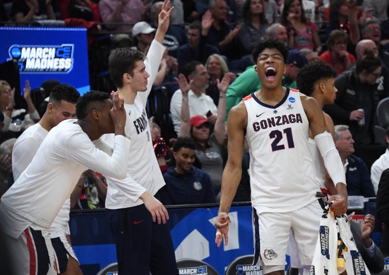 NCAA Basketball: NCAA Tournament-Farleigh Dickinson vs Gonzaga