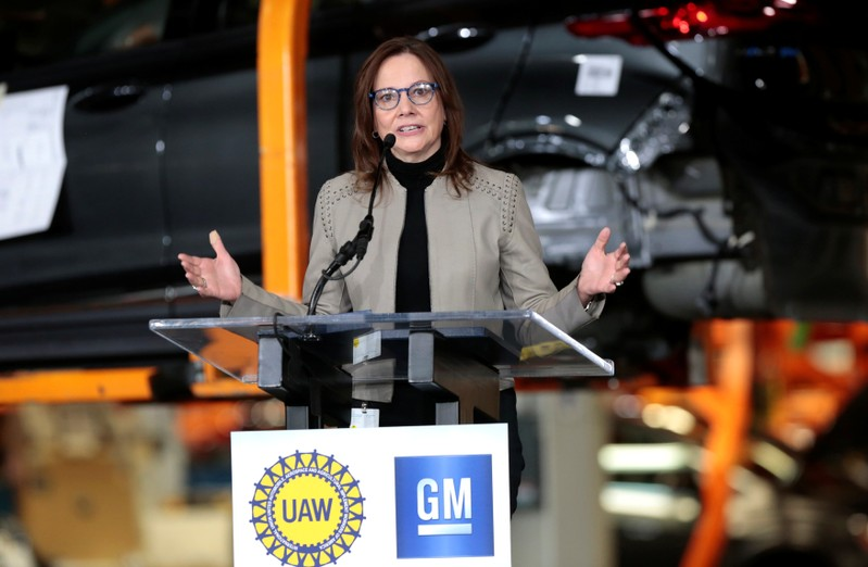 Would consider 'viable' opportunities for Cruze and Lordstown plant — GM
