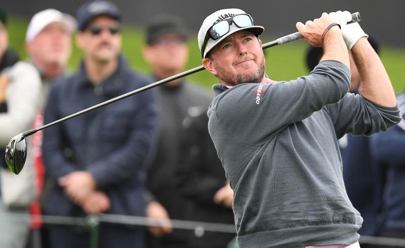 FILE PHOTO: PGA: Genesis Open - First Round