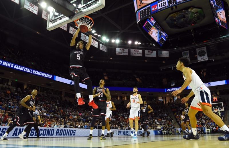 NCAA Basketball: NCAA Tournament-First Round-Virginia vs Gardner-Webb