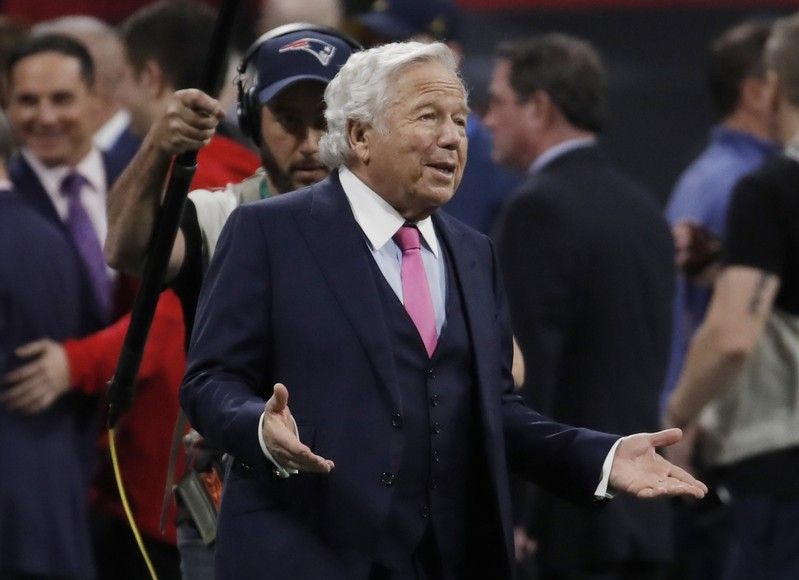 FILE PHOTO: Super Bowl LIII - New England Patriots v Los Angeles Rams