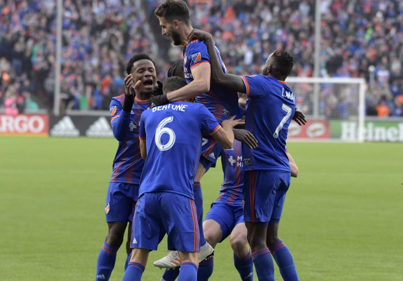 MLS: Portland Timbers at FC Cincinnati