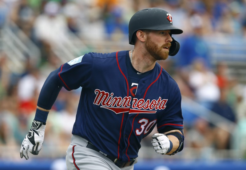 MLB: Spring Training-Minnesota Twins at Toronto Blue Jays