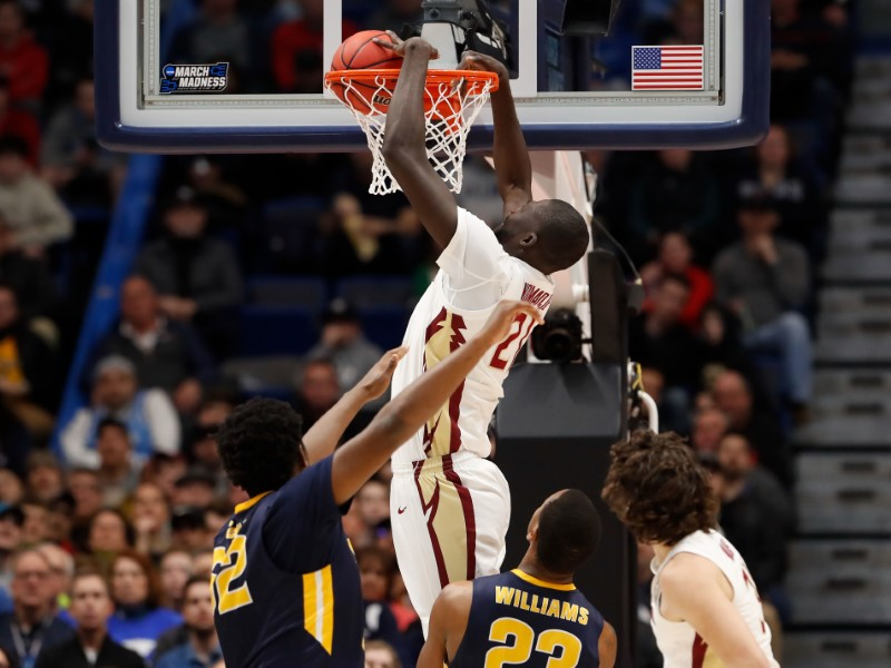 NCAA Basketball: NCAA Tournament-Second Round- Florida State vs Murray State