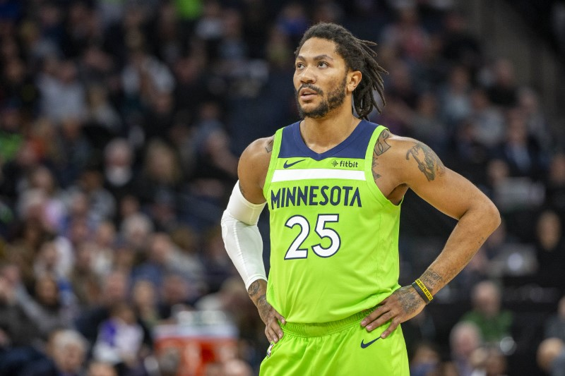 FILE PHOTO: NBA: Washington Wizards at Minnesota Timberwolves