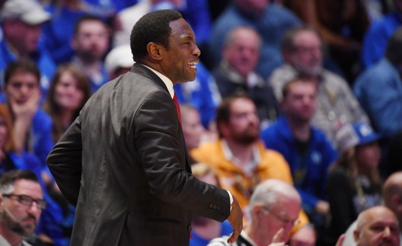 NCAA Basketball: SEC Conference Tournament-Kentucky vs Alabama