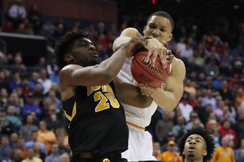 NCAA Basketball: NCAA Tournament-Second Round: University of Iowa vs University of Tennessee
