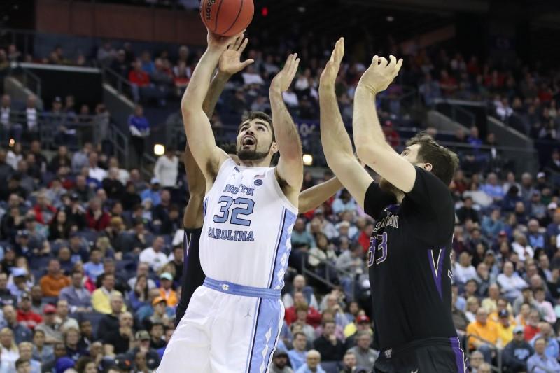 NCAA Basketball: NCAA Tournament-Second Round: University of Washington vs UNC