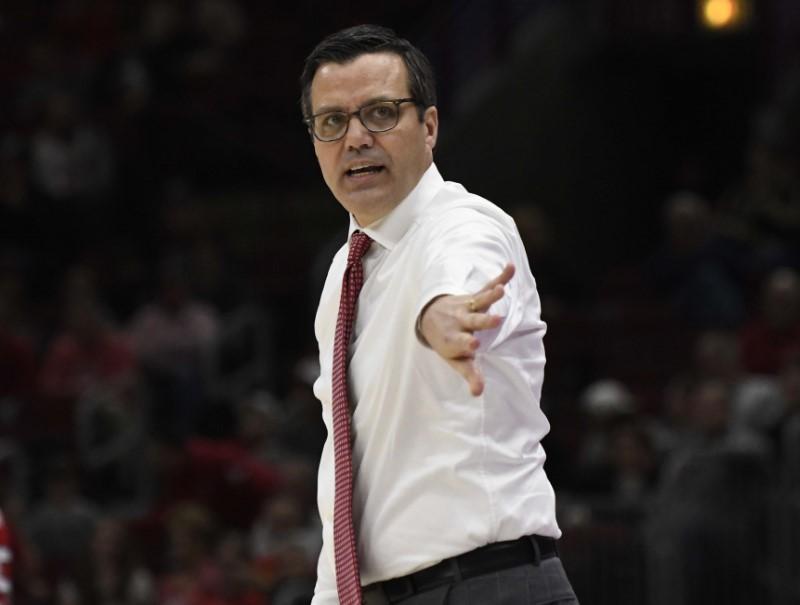 FILE PHOTO: NCAA Basketball: Big Ten Conference Tournament-Nebraska vs Maryland