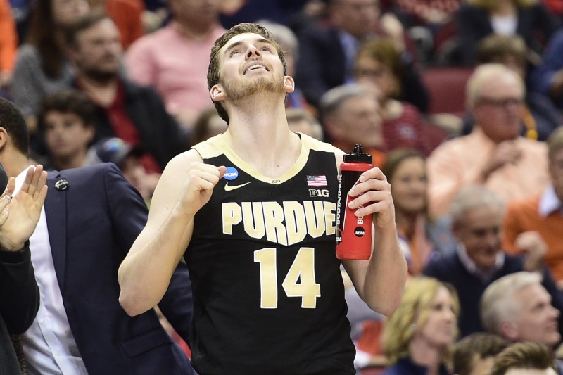 NCAA Basketball: NCAA Tournament-South Regional-Purdue vs Tennessee