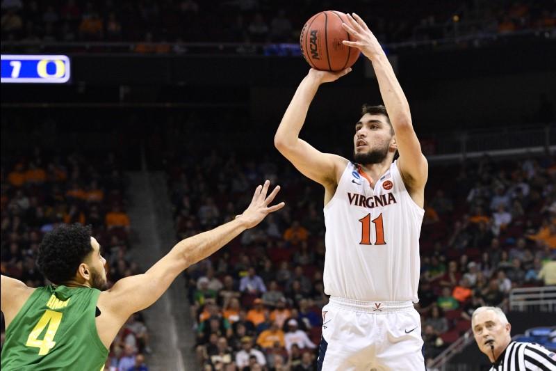 NCAA Basketball: NCAA Tournament-South Regional-Oregon vs Virginia