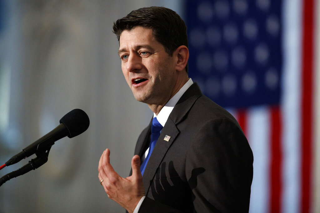 Former Speaker of the House Paul Ryan joins board of Fox Corporation
