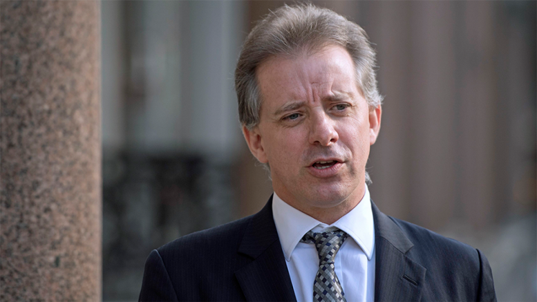 Christopher Steele's Deposition Shows How Little Research He Did On Dossier Target
