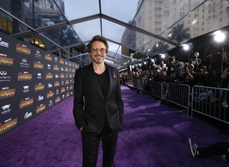"FILE PHOTO: Premiere of ""Avengers: Infinity Wars"" - Arrivals - Los Angeles, California"