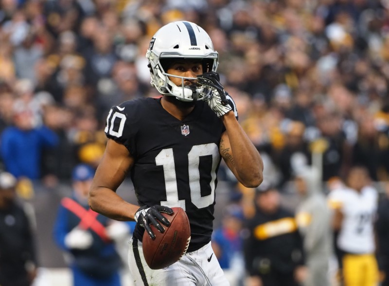 Raiders Reportedly Cut WR Seth Roberts