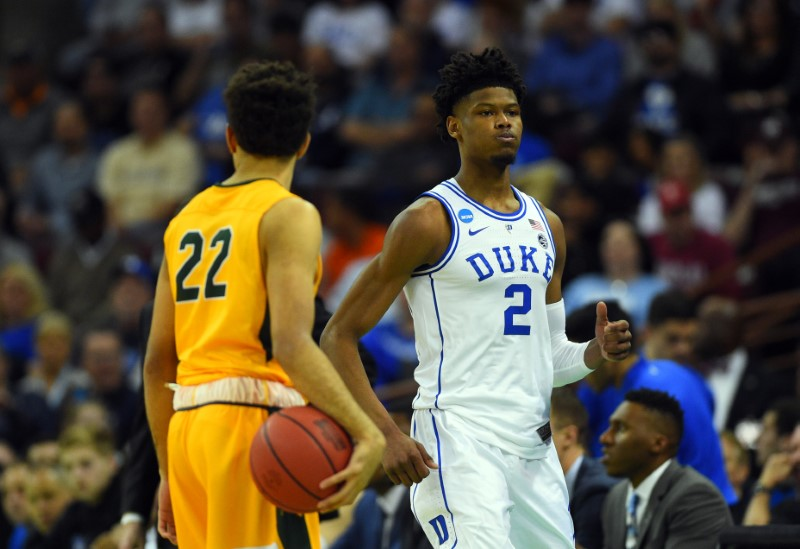 FILE PHOTO: NCAA Basketball: NCAA Tournament-First Round-Duke vs North Dakota State