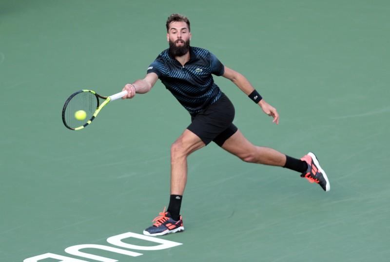 FILE PHOTO: ATP 500 - Dubai Tennis Championships