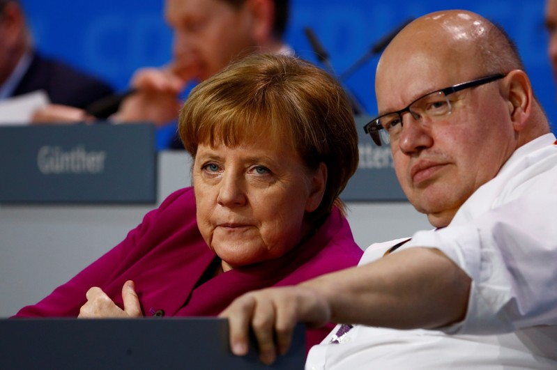 FILE PHOTO: Christian Democratic Union (CDU) party congress in Berlin